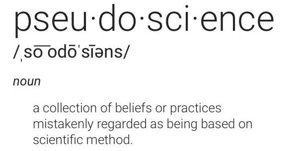 Image result for pseudoscience